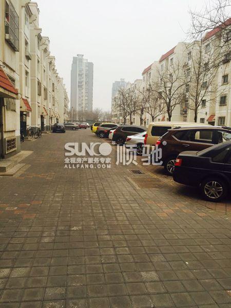塘沽区 渤海石油街